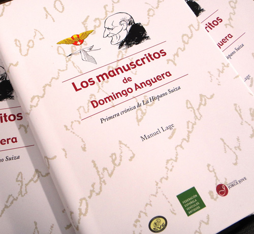 Los manuscritos de Domingo Anguera