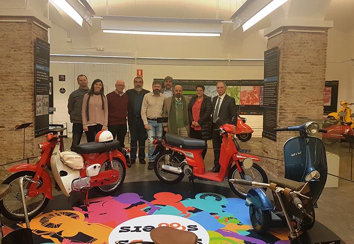 La Comisión de motos de la Fiva se reune en Barcelona