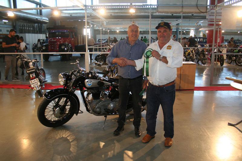 FEVA presente en la 14ª Edición de Antic Auto Alicante