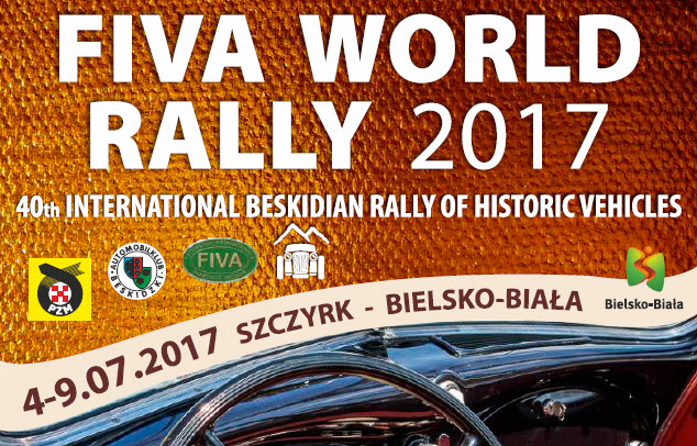 FIVA WORLD RALLY 2017 P