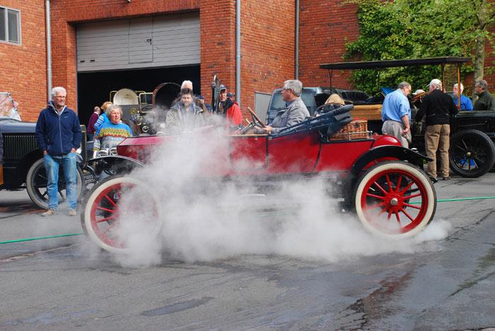 German Automobile Tour