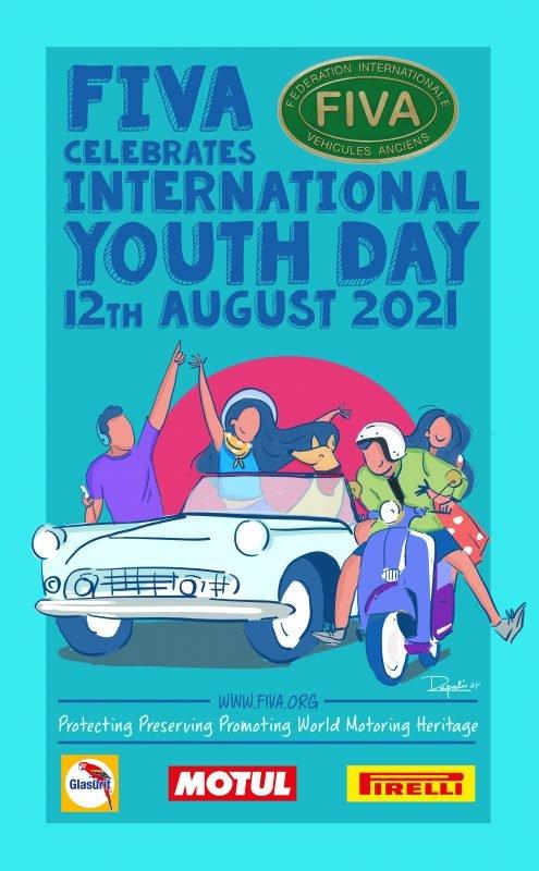 FIVA celebra el Día Internacional de la Juventud con un concurso creativo