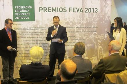 Entrega Premios FEVA