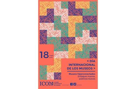 Programación especial para celebrar el Día Internacional de los Museos