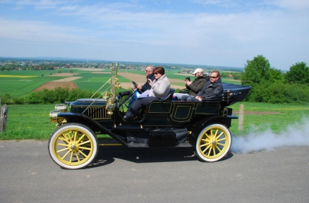German Automobile Tour
