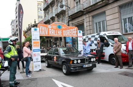 XXIV Rally de Ourense de Clásicos y Antiguos