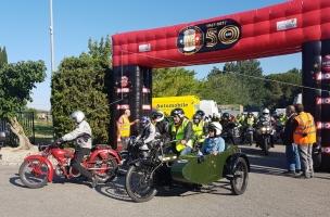 Celebrado el Rally Mundial de Motocicletas FIVA 2017