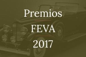 Premios FEVA 2017